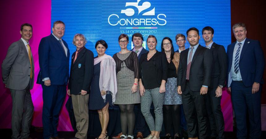 Congrès de Mexico - 2017